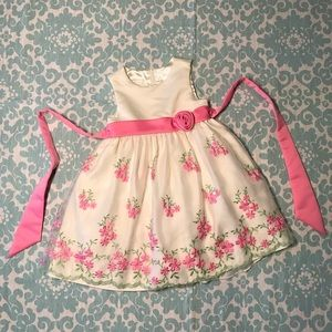 Girls American Princess Dress, Size3T, Sleeveless